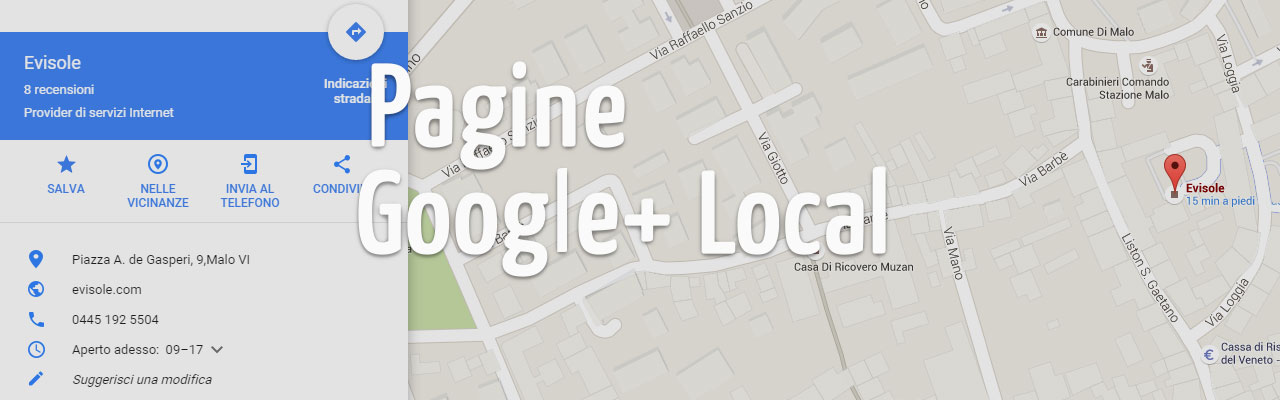 Pagine Google Local