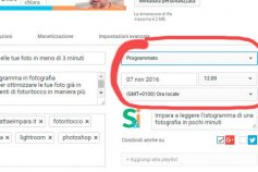 Programma i video su youtube per semplificare la tue strategia video