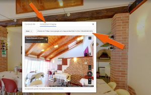 Genera html dell'iframe del virtual tour